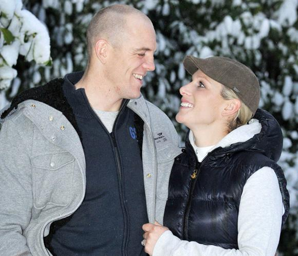 Matrimonio Zara Phillips : Noticias hola